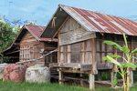 old rice silos