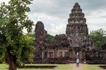 Phimai Khmer ruin