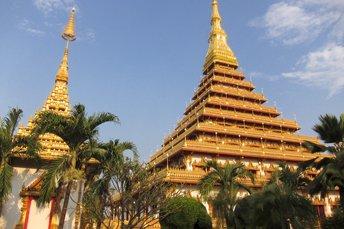 tall stupa